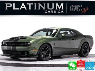 Used 2019 Dodge Challenger SRT Hellcat Redeye Widebody, 797HP, SUPERCHARGED for sale in Toronto, ON