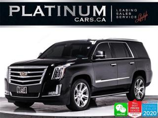 Used 2016 Cadillac Escalade Luxury Collection,4WD,7PASSENGER,NAVI,CAM,HEATED for sale in Toronto, ON