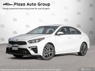 New 2021 Kia Forte for sale in Richmond Hill, ON