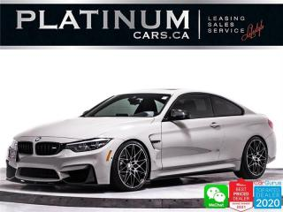 Used 2018 BMW M4 444HP,COMPETITION PKG, INDIVIDUAL COLOR, ULTIM PKG for sale in Toronto, ON
