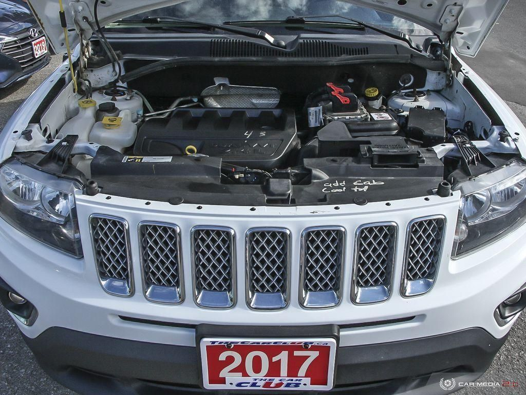 2017 Jeep Compass High Altitude Edition