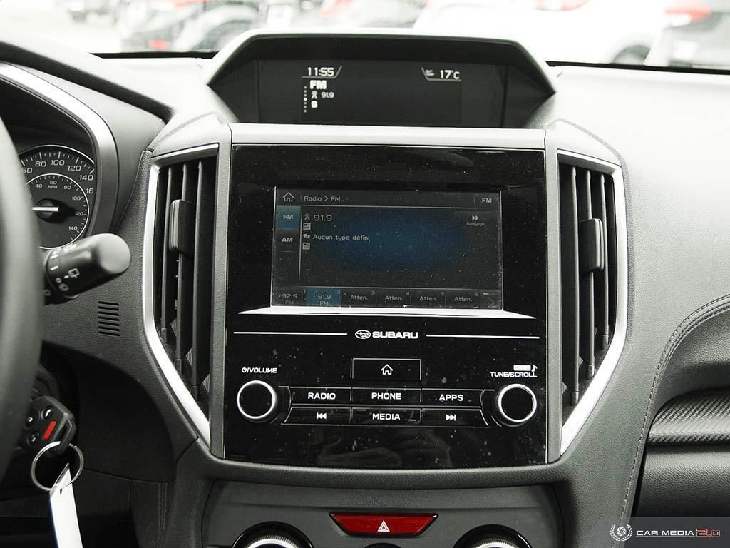 2018 Subaru Impreza Touring