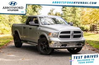 Used 2017 RAM 1500 Outdoorsman  - Aluminum Wheels -  Fog Lamps - $246 B/W for sale in Abbotsford, BC