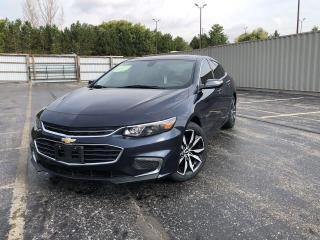 Used 2017 Chevrolet Malibu 1LT for sale in Cayuga, ON