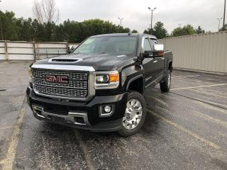 Used 2018 GMC Sierra 2500 HD Denali Crew Cab 4WD for sale in Cayuga, ON