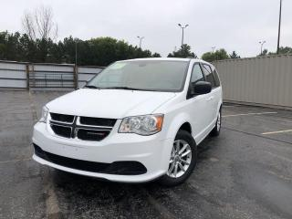 Used 2018 Dodge Grand Caravan SXT for sale in Cayuga, ON
