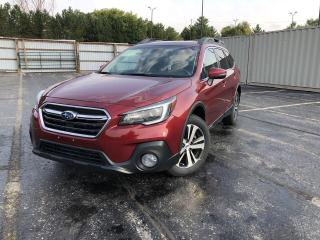 Used 2018 Subaru Outback 3.6R Limited AWD for sale in Cayuga, ON