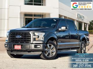 Used 2016 Ford F-150 Lariat for sale in Oakville, ON
