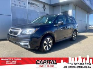 Used 2018 Subaru Forester Touring AWD * PANORAMIC SUNROOF * TECH * REMOTE STARTER for sale in Edmonton, AB
