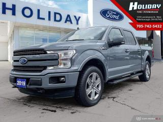 Used 2019 Ford F-150 Lariat for sale in Peterborough, ON