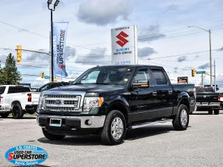 Used 2014 Ford F-150 XLT for sale in Barrie, ON