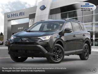 Used 2017 Toyota RAV4 LE for sale in Ottawa, ON