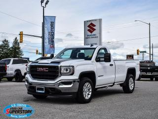 Used 2017 GMC Sierra 1500 Regular Cab 4x4 for sale in Barrie, ON