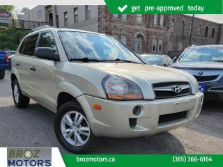 Used 2009 Hyundai Tucson FWD 4dr I4 Auto GL for sale in St. Catharines, ON