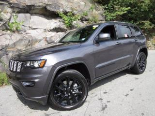New 2021 Jeep Grand Cherokee Altitude for sale in Halifax, NS