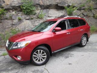 Used 2015 Nissan Pathfinder SV for sale in Halifax, NS