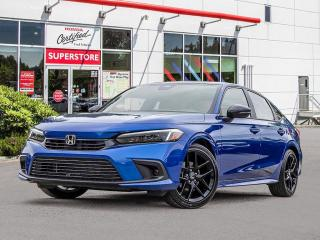 New 2022 Honda Civic Sedan Sport for sale in Port Moody, BC
