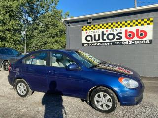 Used 2011 Hyundai Accent for sale in Laval, QC