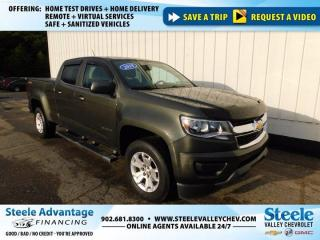 Used 2018 Chevrolet Colorado CREW 4WD LT- REAR VISION CAMERA-KEYLESS!! for sale in Kentville, NS