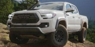 New 2021 Toyota Tacoma for sale in Prince Albert, SK