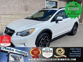 Used 2013 Subaru XV Crosstrek XV* AWD/Bluetooth/Heated Seats for sale in Winnipeg, MB