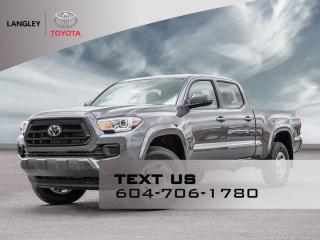 New 2021 Toyota Tacoma for sale in Langley, BC