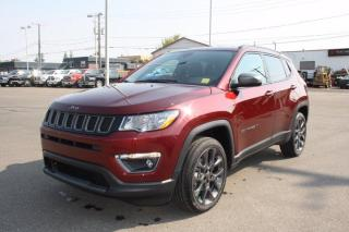 New 2021 Jeep Compass 80th Anniversary for sale in Swift Current, SK