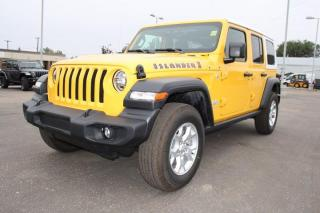 New 2021 Jeep Wrangler Unlimited Islander for sale in Swift Current, SK