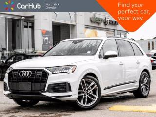 Used 2021 Audi Q7 Progressiv Quattro Heated & Vented Seats Backup & 360 Cameras for sale in Thornhill, ON
