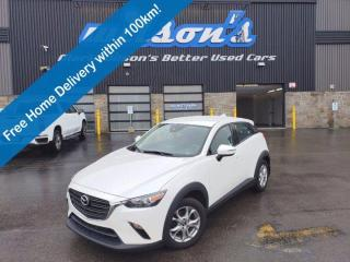 Used 2020 Mazda CX-3 GS, Reverse Camera, Bluetooth, Cruise Control, Heated Seats + Steering, & More! for sale in Guelph, ON