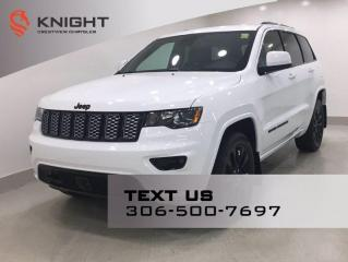 New 2021 Jeep Grand Cherokee Altitude   Leather   Navigation   for sale in Regina, SK