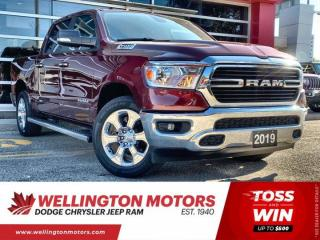 Used 2019 RAM 1500 Big Horn for sale in Guelph, ON