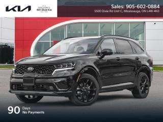 New 2021 Kia Sorento 2.5T SX w/Black Leather for sale in Mississauga, ON