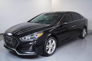 Used 2019 Hyundai Sonata Luxury 2.4 L 6-Speed Automatic FWD Moonroof for sale in Mississauga, ON