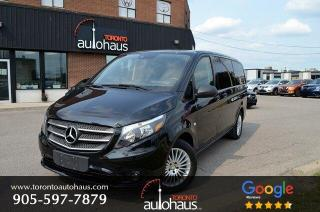 Used 2018 Mercedes-Benz Metris 8 PASSENGER I NAVI I HTD SEATS I BSM I LDW for sale in Concord, ON