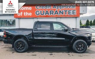Used 2020 RAM 1500 Limited for sale in Nanaimo, BC