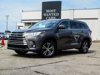Used 2017 Toyota Highlander LE | LEATHER | PWR TAILGATE | XENONS for sale in Kitchener, ON