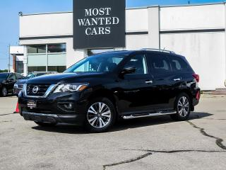 Used 2017 Nissan Pathfinder AWD | SL | 7 PASS | NAV | 360 CAM | BLIND for sale in Kitchener, ON