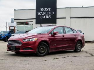 Used 2014 Ford Fusion Hybrid SE | CAMERA | TOUCHSCREEN | ALLOYS for sale in Kitchener, ON