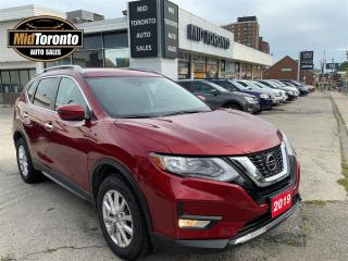Used 2019 Nissan Rogue SV AWD for sale in North York, ON