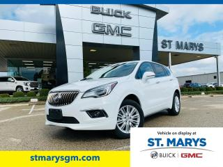 Used 2017 Buick Envision for sale in St. Marys, ON