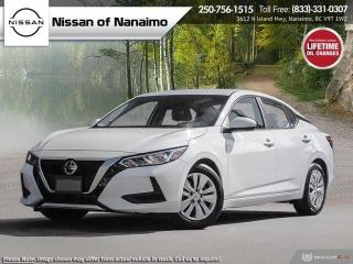 New 2021 Nissan Sentra S for sale in Nanaimo, BC