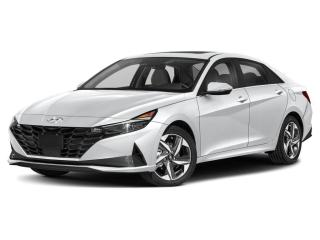 New 2022 Hyundai Elantra HEV Ultimate w/Two-Tone Interior for sale in Charlottetown, PE