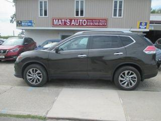 Used 2014 Nissan Rogue SL AWD ONLY 54400KM for sale in Waterloo, ON