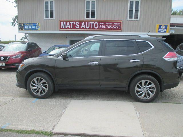 2014 Nissan Rogue SL AWD ONLY 54400KM