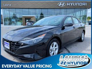 Used 2021 Hyundai Elantra Essential Manual - LIKE NEW!! for sale in Port Hope, ON