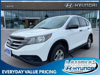 Used 2012 Honda CR-V LX FWD for sale in Port Hope, ON