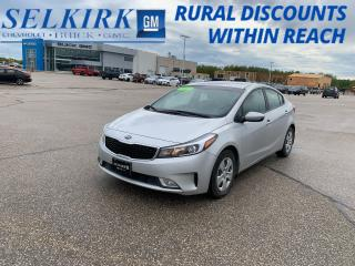 Used 2017 Kia Forte LX for sale in Selkirk, MB