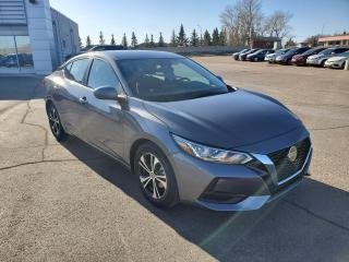 New 2021 Nissan Sentra SV for sale in Swift Current, SK