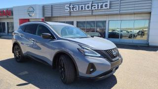 New 2021 Nissan Murano SL for sale in Swift Current, SK